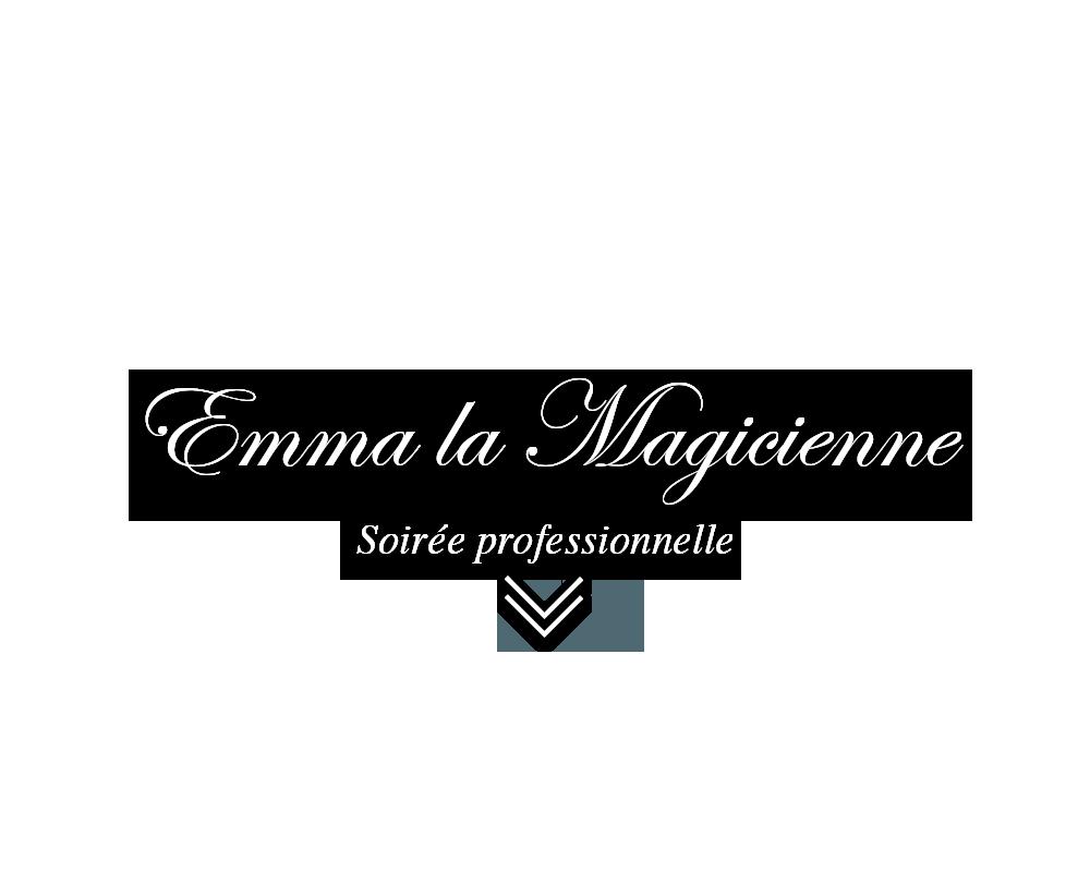 Emma la magicienne : soirée professionnelle