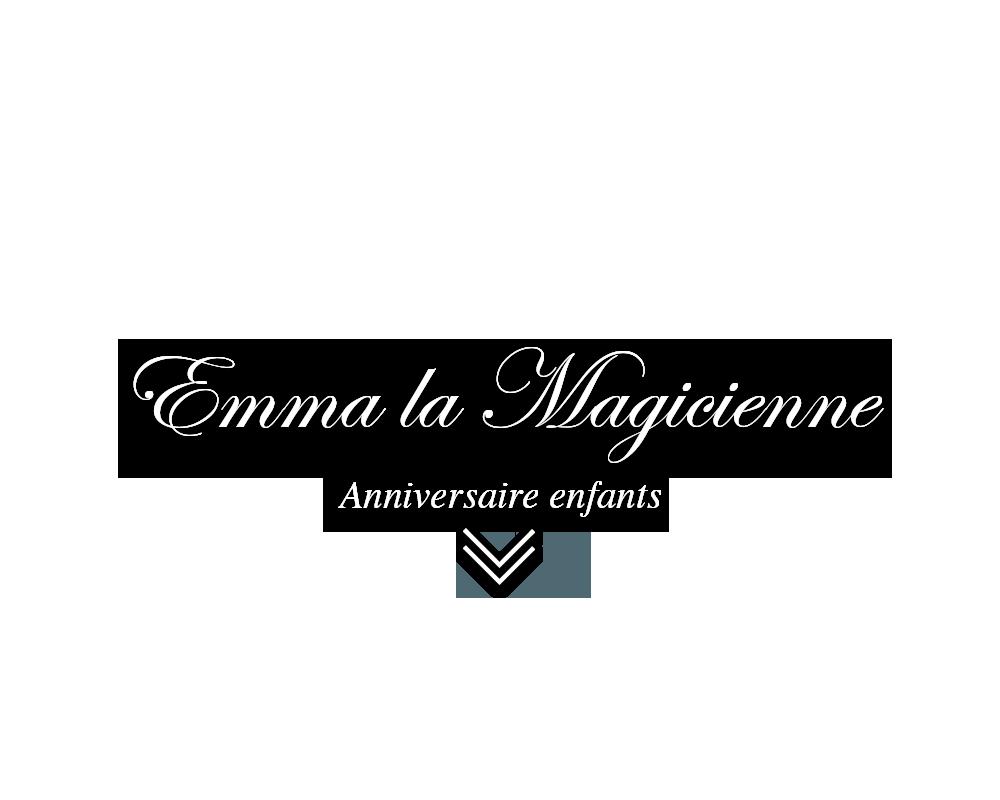 Emma la magicienne : anniversaire enfant